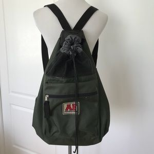 Abercrombie Large duffle backpack